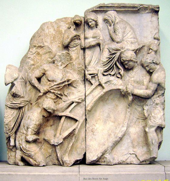 Η ιστορία του Τήλεφου_μουσείο Περγάμου