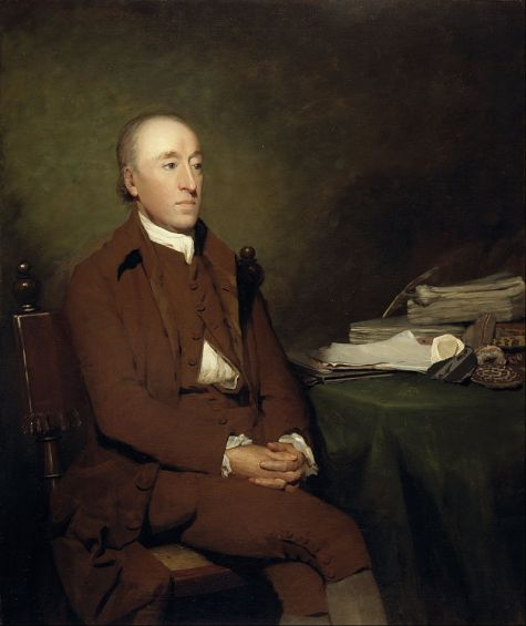 Sir Henry Raeburn - James Hutton, 1726 - 1797