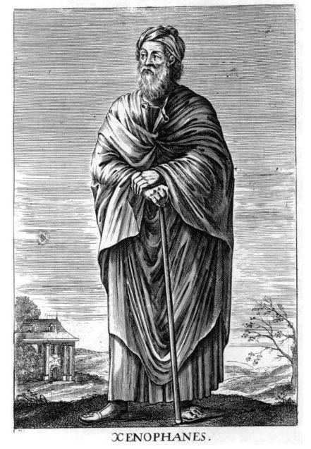 Ο Ξενοφάνης, γκραβούρα του 17ου αιώνα_wikipedia