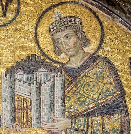Μέγας Κωνσταντίνος (Flavius Valerius Aurelius Constantinus))