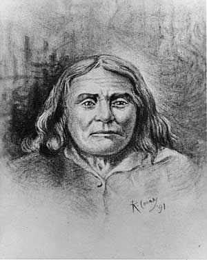 Chief Seattle (drawing) _ University of Washington_Digital Libraries