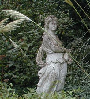Γαία, η ελληνική θεότητα του πλανήτη Γη.