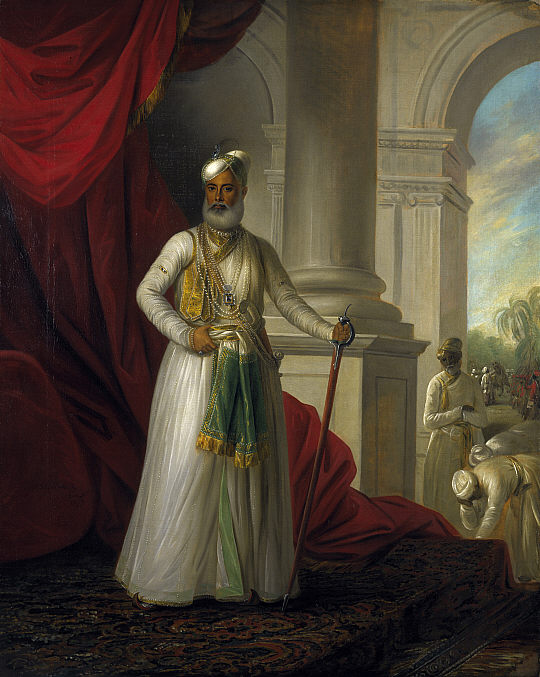 Muhammad 'Ali Khan, Nawab of the Carnatic.jpg