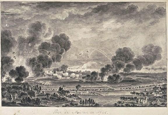 Πολιορκία του Μαντράς 1746
