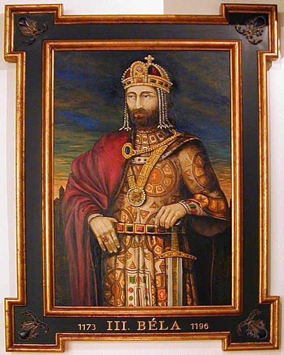 Béla III