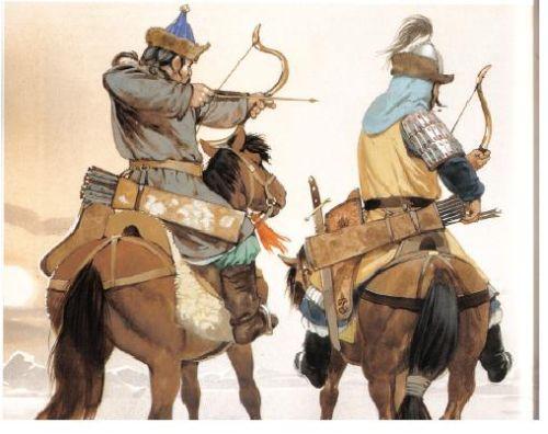Κουμάνοι ιππείς