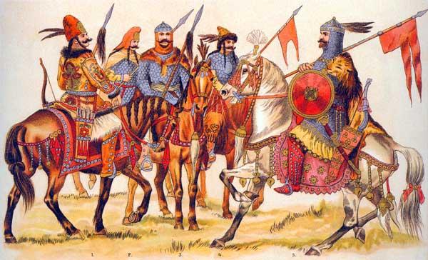 Ουγγρικά ένοπλα τμήματα 11ου αιώνα