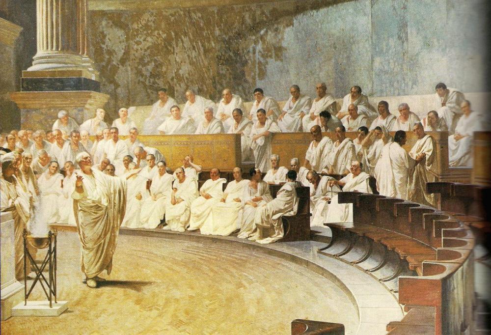 Ρωμαϊκή Σύγκλητος