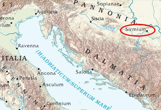 _map_sirmium