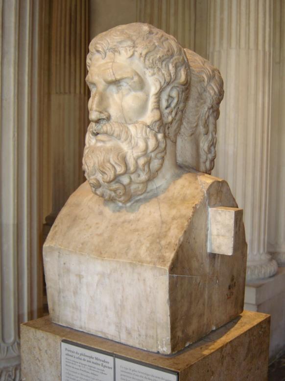 Προτομή του Επίκουρου (Μουσείο Λούβρου) _wikipedia