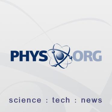 phys org logo