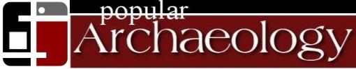 popular archaeology logo