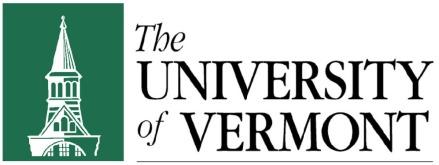 university of Vermont logo