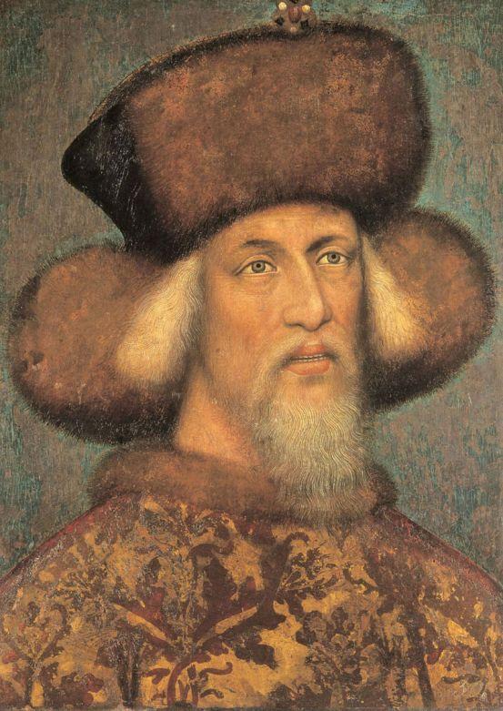 Σιγισμούνδος του Βραδεμβούργου_έργο του Pisanello