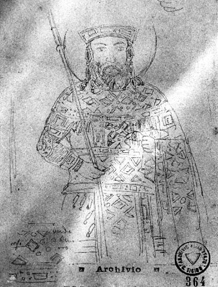 Ιωάννης Ε' Παλαιολόγος_μωσαϊκό στην βόρεια πλευρά της Αγίας Σοφίας) πηγή pallasweb.com