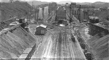 1880 Αρχίζει η κατασκευή της διώρυγας του Παναμά.