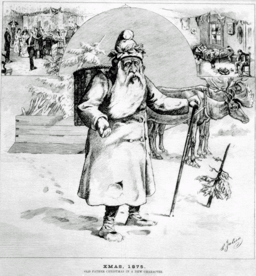 Canadian Santa Claus from 1875_wikipedia