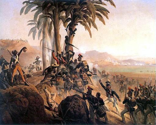 1804 Η Αϊτή ανεξαρτητοποιείται από την Γαλλία.