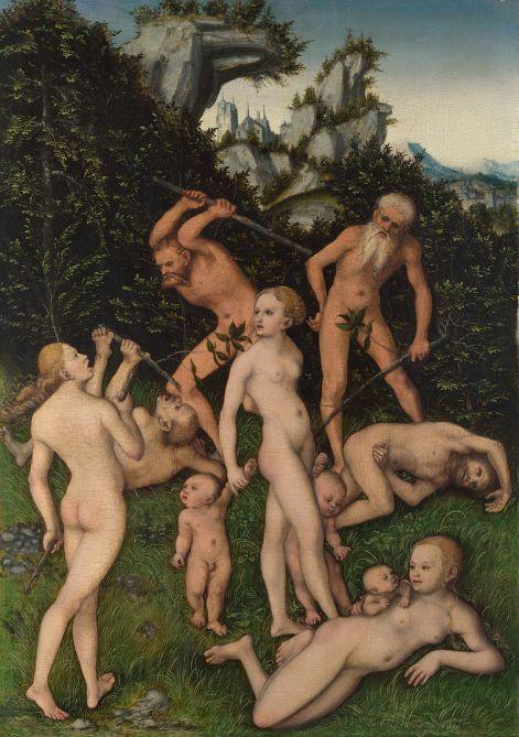 Αργυρό γένος_Lucas Cranach the Elder