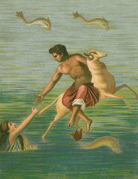 Φρίξος και Έλλη