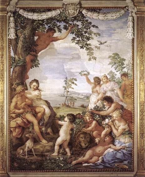 Χρυσό Γένος_έργο του Pietro_da_Cortona)
