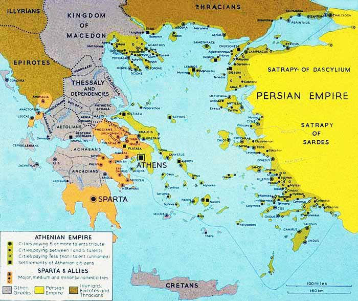 Χάρτης Σπαρτιατικής Ηγεμονίας (404 - 378 π.Χ)_πηγή www.shorthistory.org