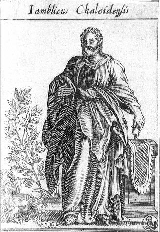 Απεικόνιση του Ιάμβλιχου