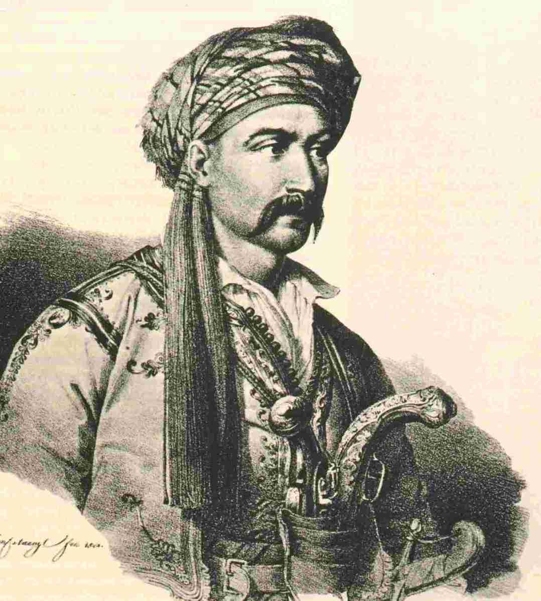 Νικηταράς ο Τουρκοφάγος (Νικήτας Σταματελόπουλος 1782-1849)