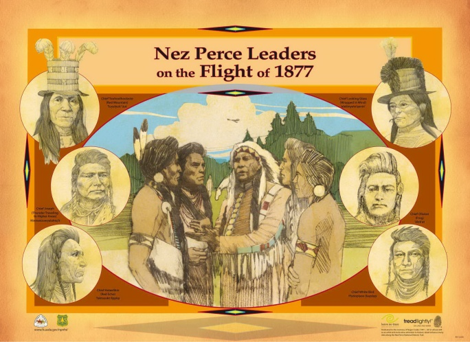 Ινδιάνοι Nez Perce