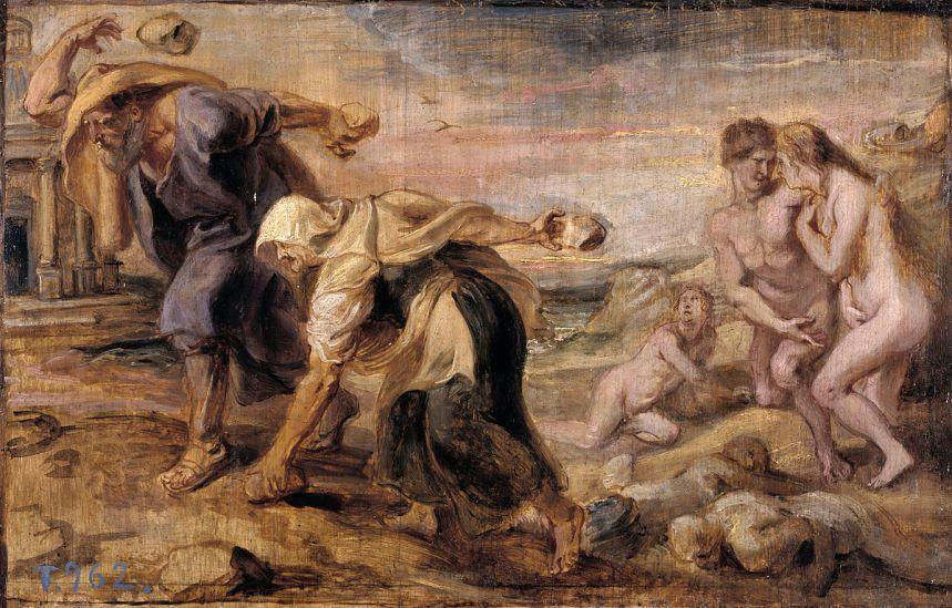Δευκαλίων και Πύρρα_πίνακας του Peter_Paul_Rubens_wikipedia (2)