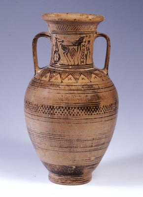© Ίδρυμα Ν.Π. Γουλανδρή - Μουσείο Κυκλαδικής Τέχνης Συλλογή Κ. Πολίτη, αρ. 1
