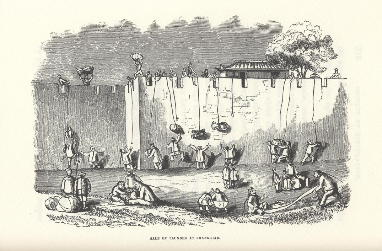 essay of opium war