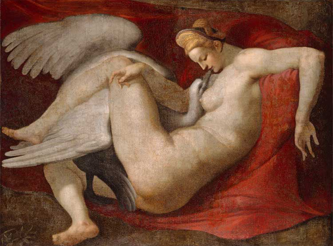 Leda_-_after_Michelangelo_Buonarroti