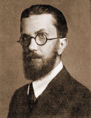Ο Πρωθιερέας Καθηγητής Γεώργιος Βασίλιεβιτς Φλορόφσκι