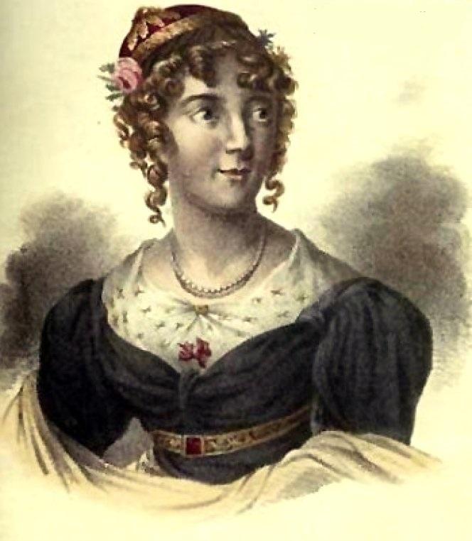 Μαντώ Μαυρογένους (1796-1840) – Χείλων