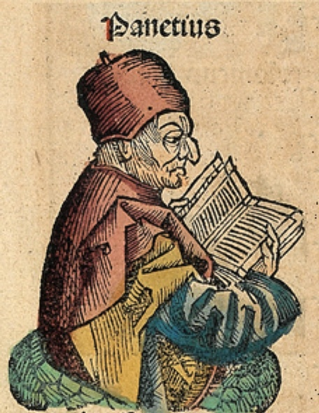 Panaetius_Nuremberg_Chronicle