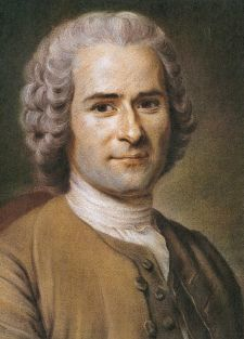 Jean-Jacques Rousseau (1712 - 1778) _wikipedia