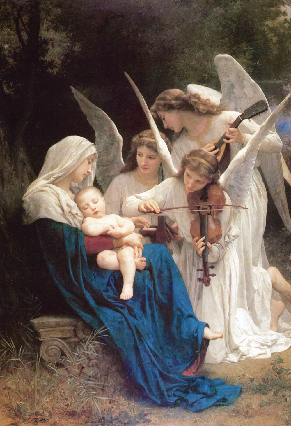 01. Song of the Angels (1881) William-Adolphe Bouguereau.jpg