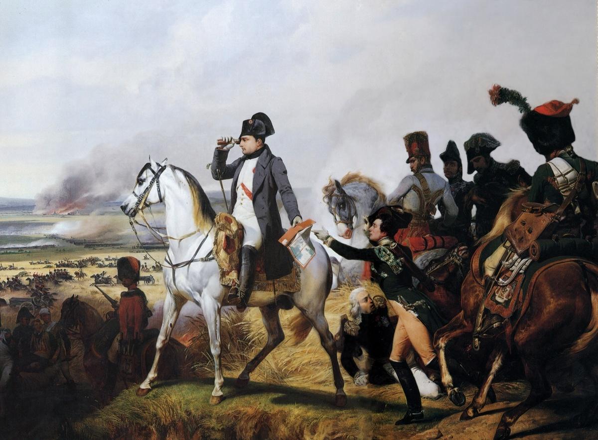 Η μάχη του Wagram (5-6 Ιουλίου 1809)