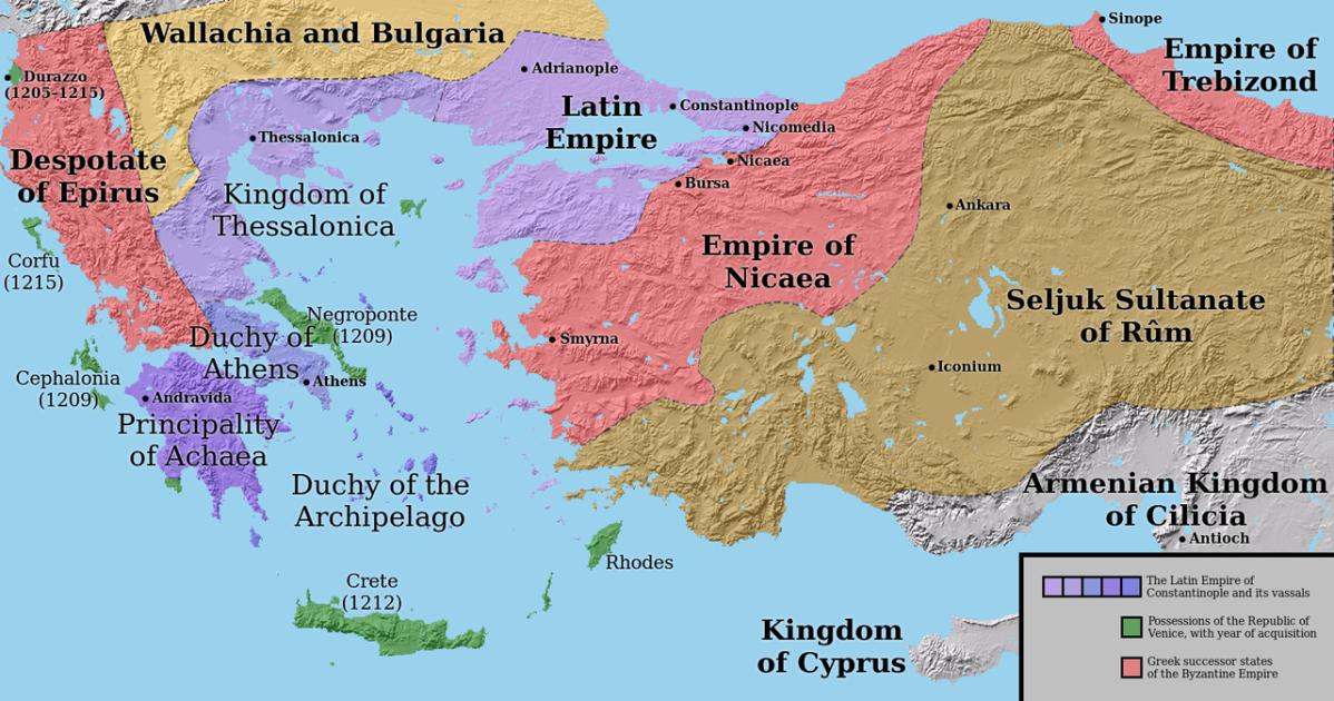Βυζαντινή Αυτοκρατορία Νικαίας