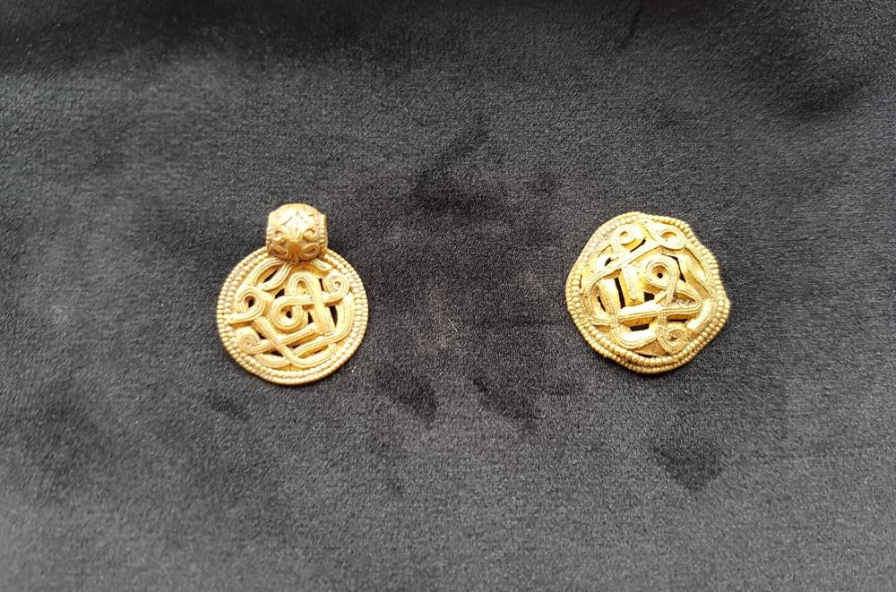 denmark iron age gold 2