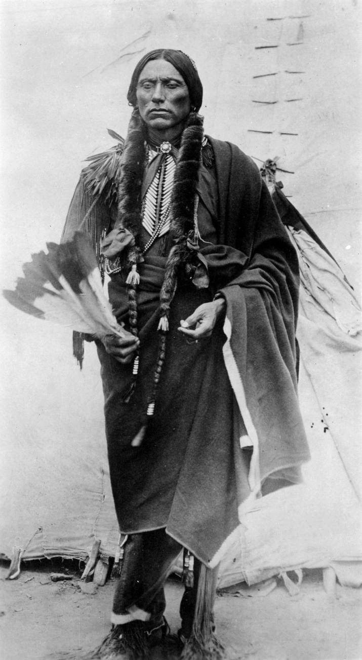 Κομάντσι/Comanche – Χείλων