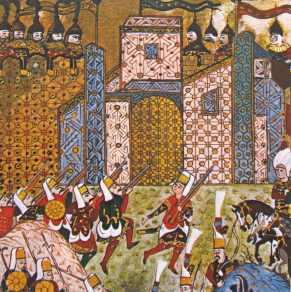 1522_ Τα Τουρκικά στρατεύματα καταλαμβάνουν την Ρόδο.