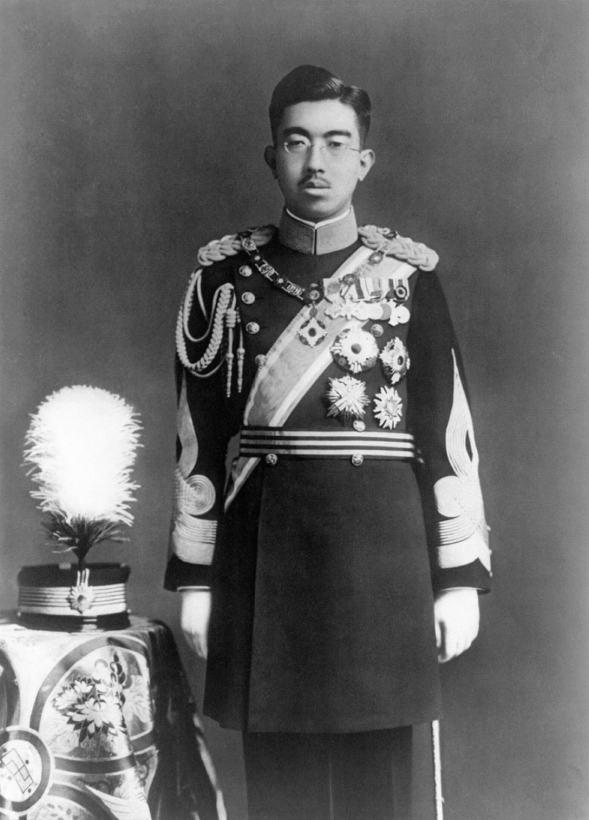 1926_Ο Χιροχίτο στέφεται αυτοκράτορας της Ιαπωνίας