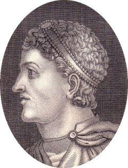 390_Ο αυτοκράτορας Θεοδόσιος ο Α' ομολογεί την σφαγή της Θεσσαλονίκης