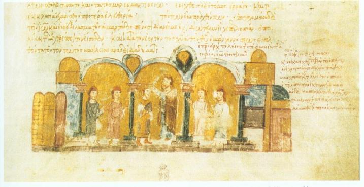 969_Ο Ιωάννης Α' Τσιμισκής στέφεται αυτοκράτωρ του Βυζαντίου.